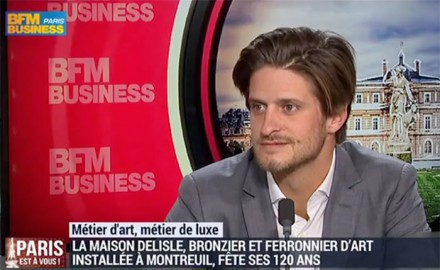 Jean Delisle chez BFM Business