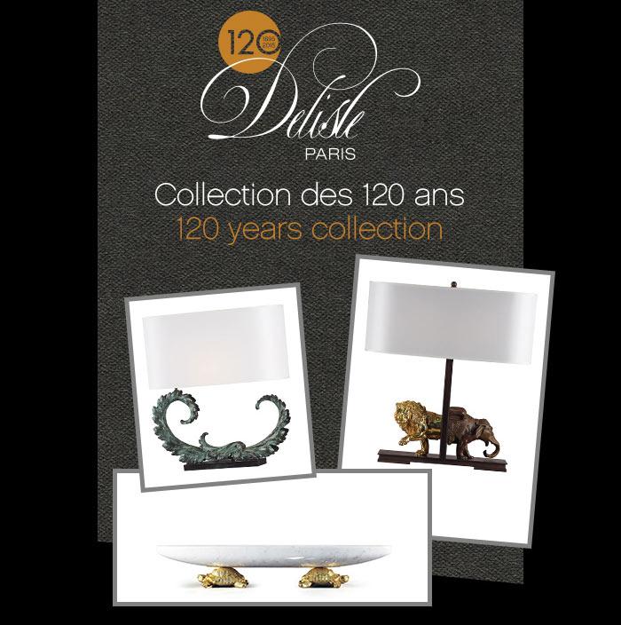 3 pièces de la collection Grands Siècles