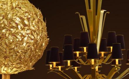 créations delisle pour l'hôtel Princes de Galles